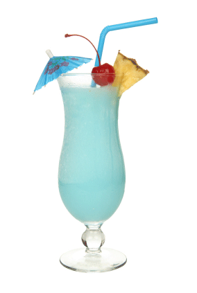 Blue Raspberry Slushy