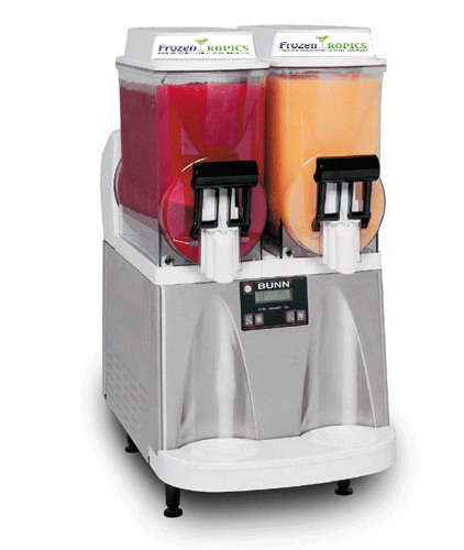 Bunn Dual Bowl Frozen Drink Machine
